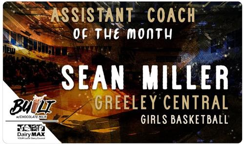 CHSAA Coach of the Month