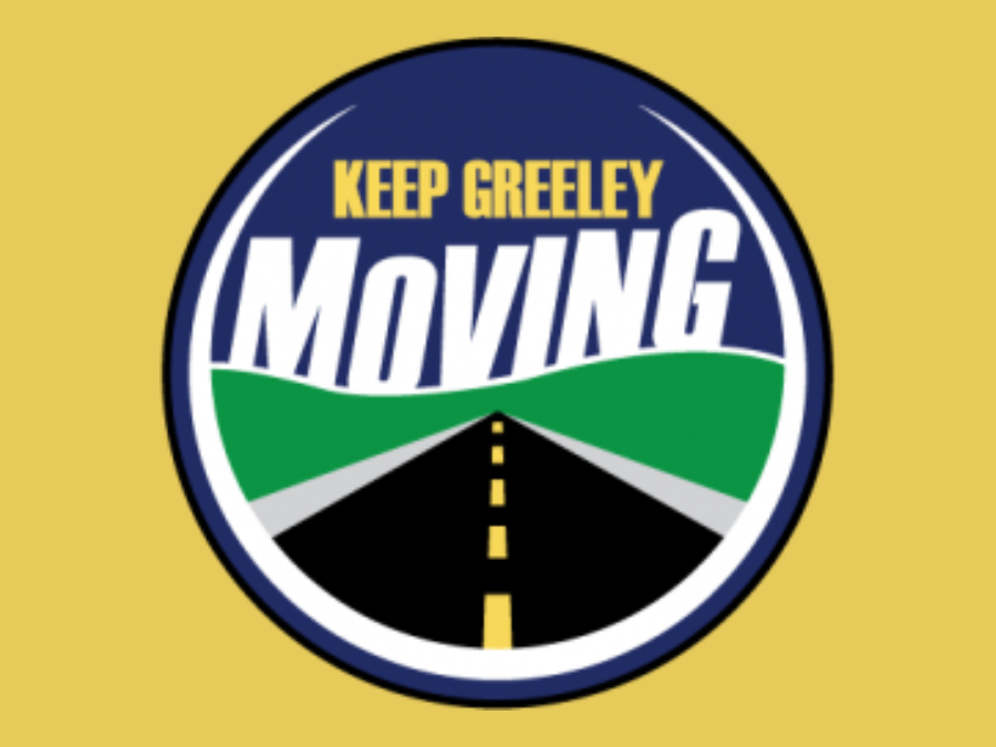 Keep Greeley Moving Logo