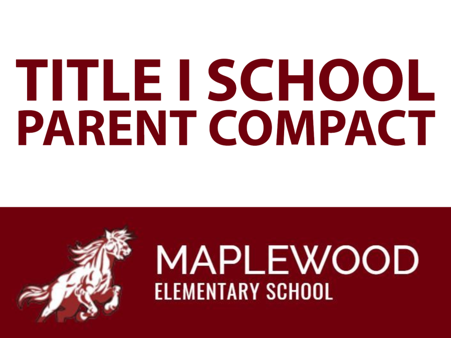 Maplewood Title 1 School Parent Compact