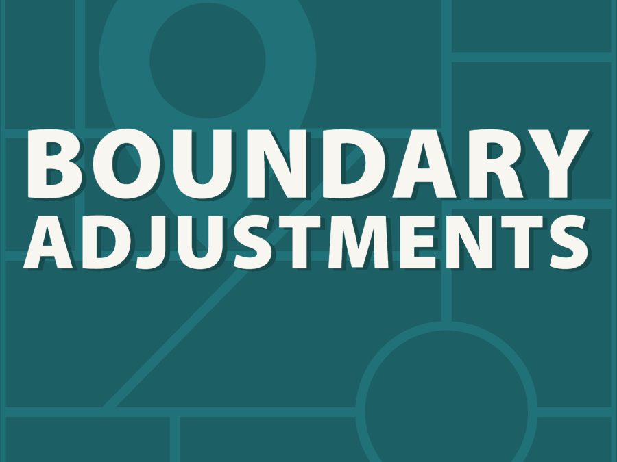 Boundary Adjustments headline April 2021
