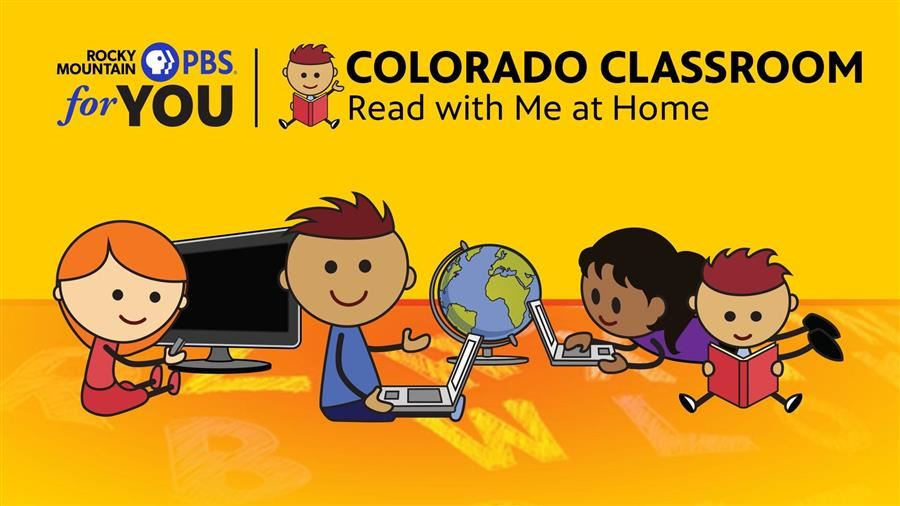 Colorado Classroom: Read with Me at Home