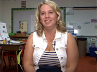 Educator Who Makes a Difference: Bridget Yohon