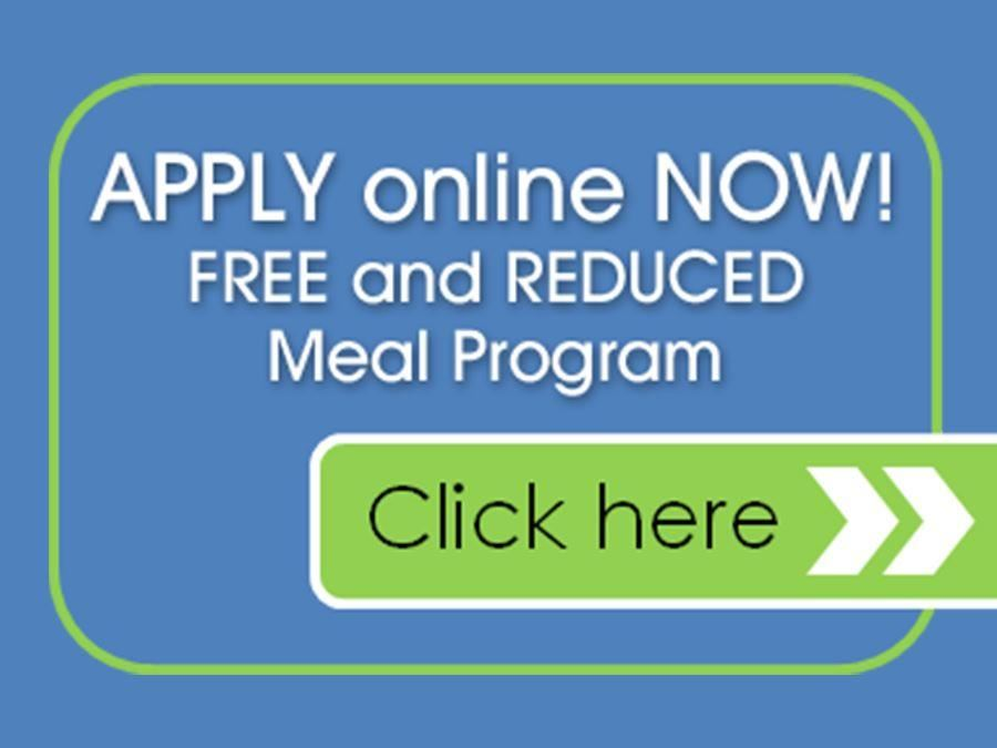 Free and Reduced Meal Program Application Quicklink