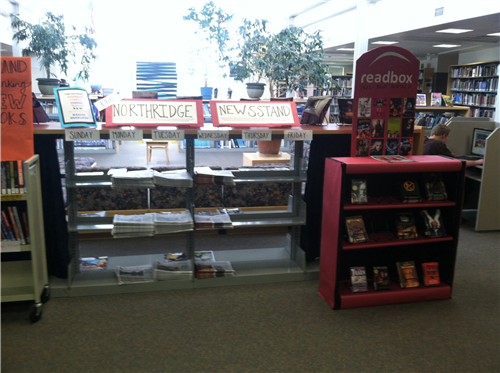 Northridge Newsstand