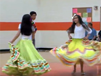 Brentwood Middle School Celebrates Cinco de Mayo