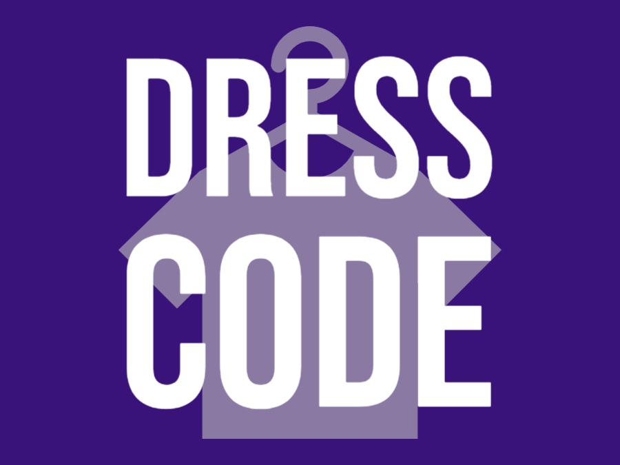 Franklin Dress Code Headline Graphic