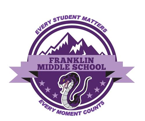 Franklin Middle School logo
