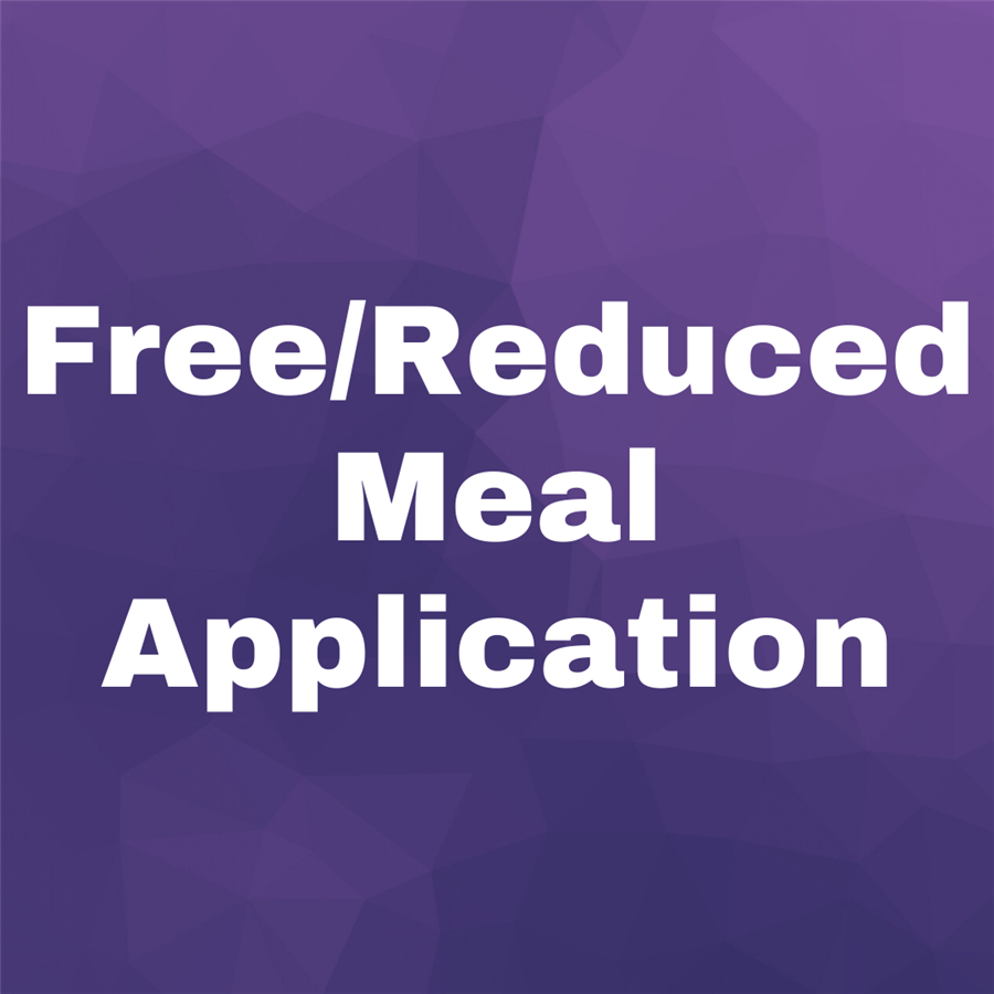 Apply for 20-21 Free and Reduced Meals