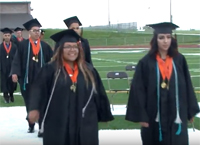 Highlights of the 2017 Graduating Class from Greeley Central High School