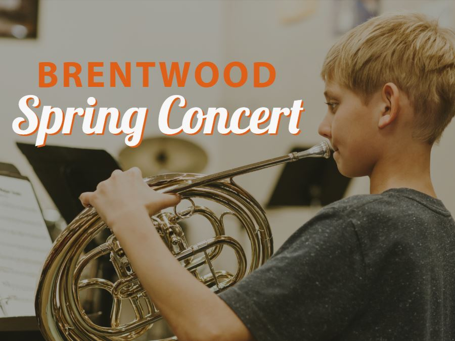 Brentwood Middle School Spring Concert