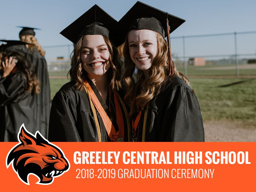 Greeley Central High School Graduation Ceremony