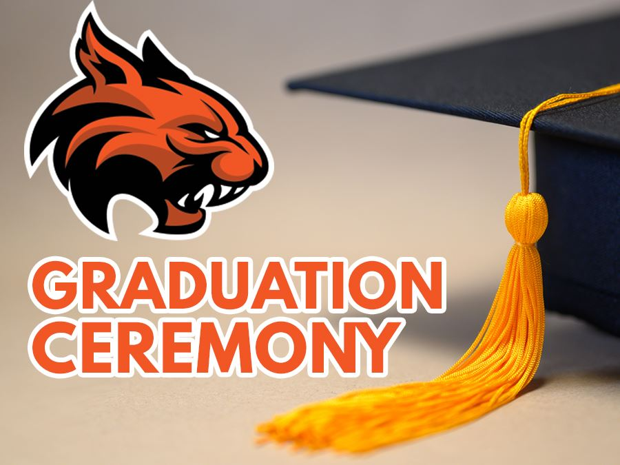 Greeley Central High School 2019-2020 Graduation Ceremony Headline Graphic