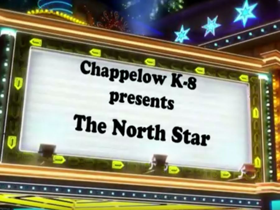 Chappelow presents The North Star website headline graphic