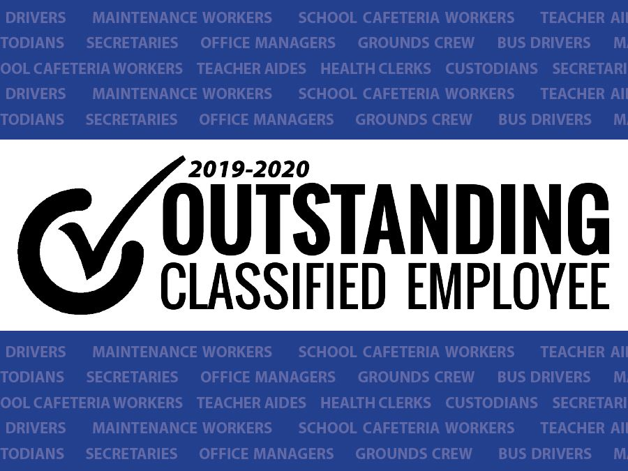 District 6 Outstanding Classified Employee Nominations are Open