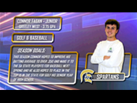 District 6's Student Athlete of the Week-Connor Fagan