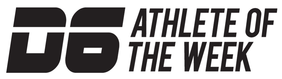 D6 Athlete of the Week Logo