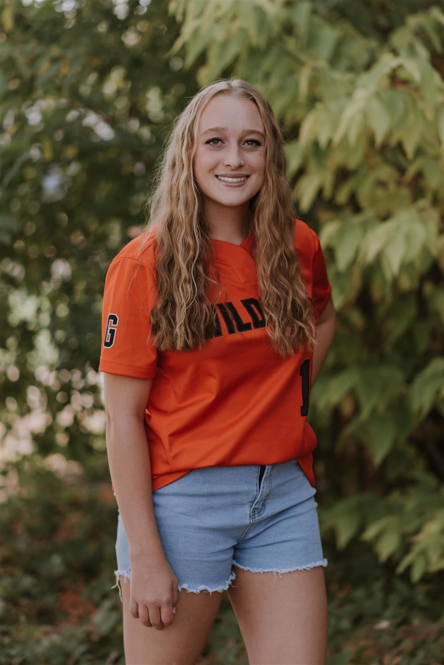 D6 Athlete of the Week Emma Johnston Greeley Central High School