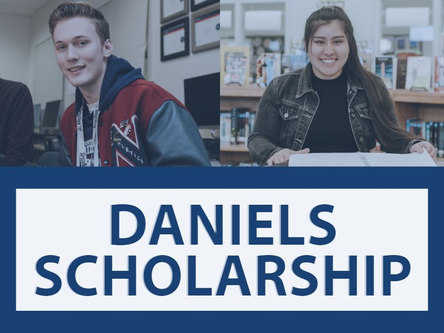 Six District 6 Students Named Daniels Scholars