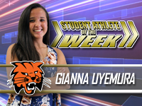 District 6's Student Athlete of the Week-Gianna Uyemura