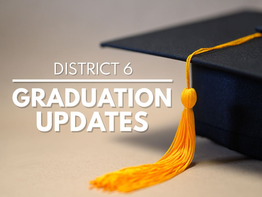 Graduation Class of 2020 Updates Headline Graphic