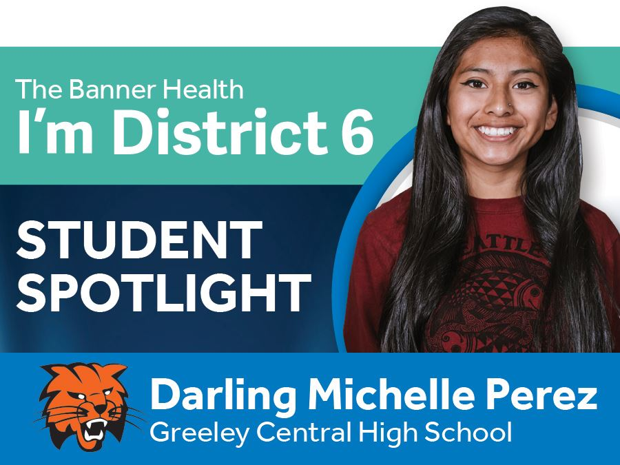 Student Spotlight Darling Perez