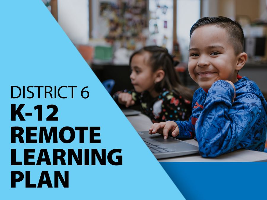 Important Update: Remote Learning Plan