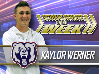 District 6's Student Athlete of the Week-Kaylor Werner