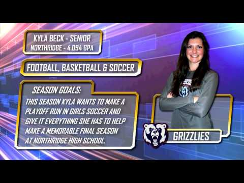 District 6's Student Athlete of the Week-Kyla Beck