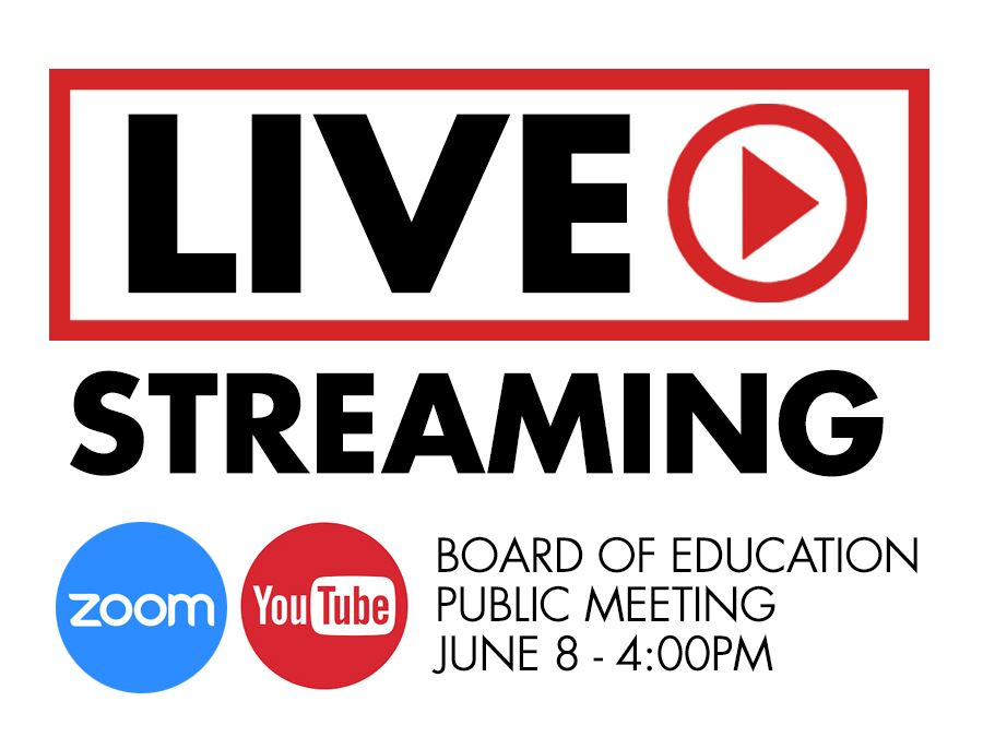 BOE Livestream Graphic June 8th