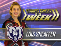 District 6's Student Athlete of the Week-Lois Sheaffer