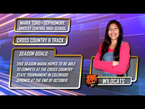 District 6's Student Athlete of the Week-Maria Toro