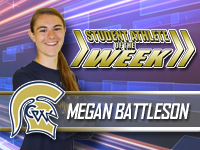 District 6's Student Athlete of the Week-Megan Battleson