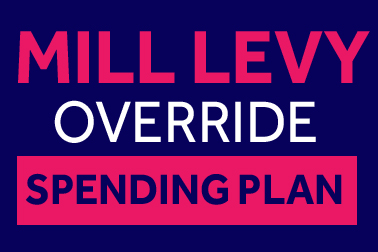 Mill Levy Override Spending Plan