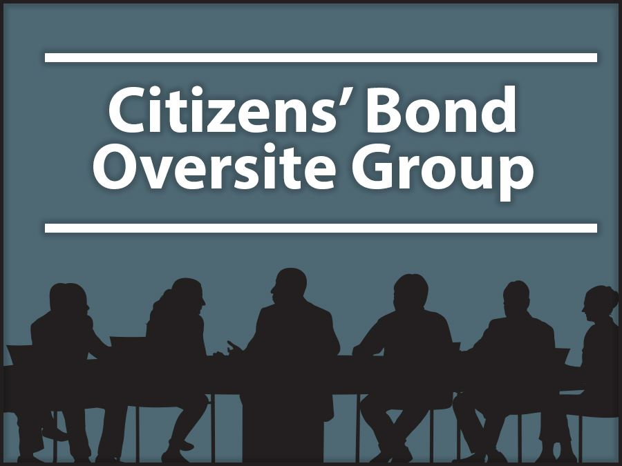 Application open for Citizens' Bond Oversight group