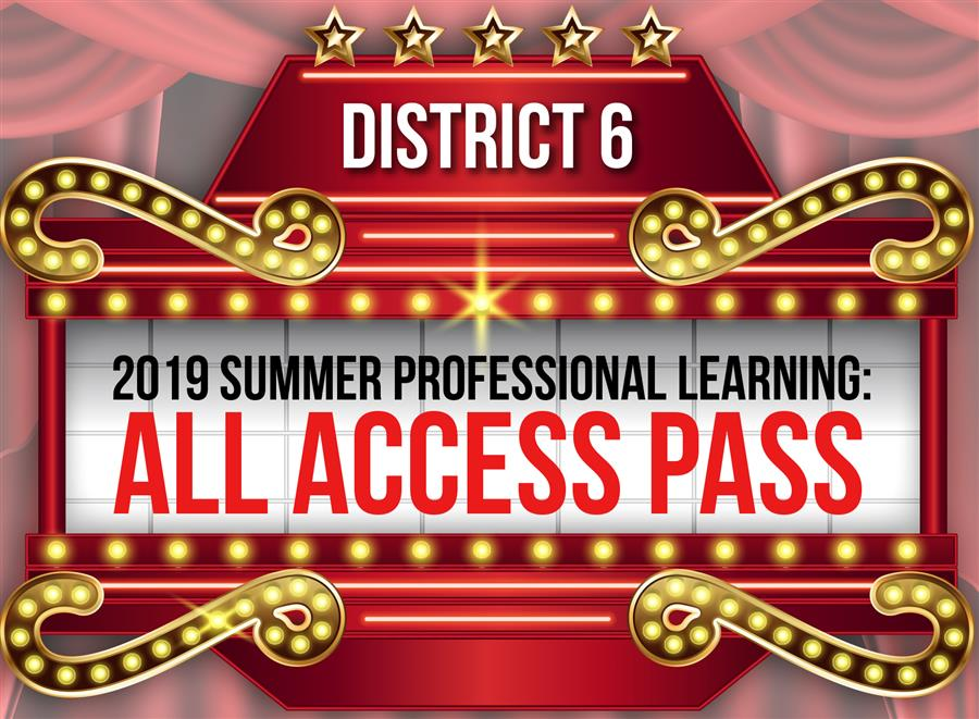2019 Summer Professional Development Catalog