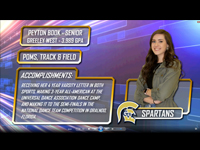 District 6's Student Athlete of the Week-Peyton Book
