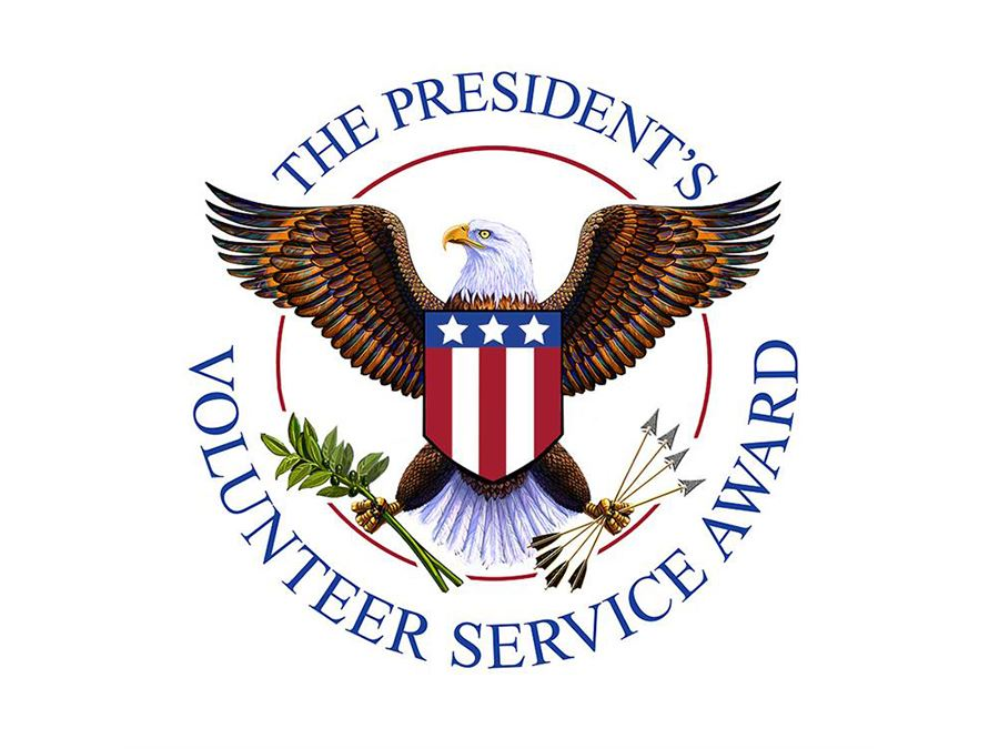 Presidents Service Award