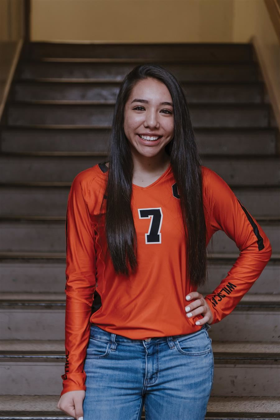 D6 Athlete of the Week Micaela Hidalgo