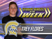 District 6's Student Athlete of the Week-Trey Flores
