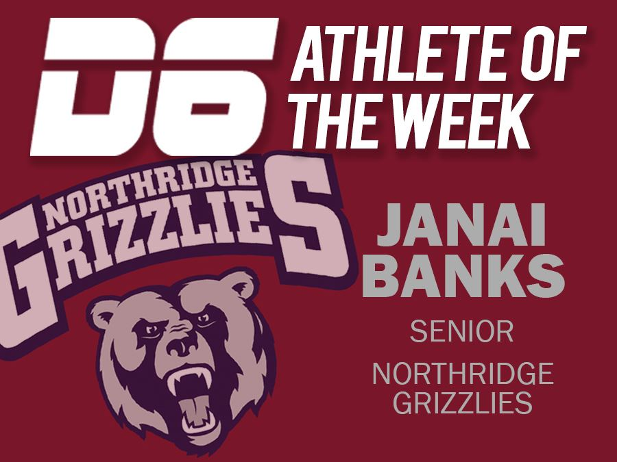D6 Athlete of the Week - Janai Banks