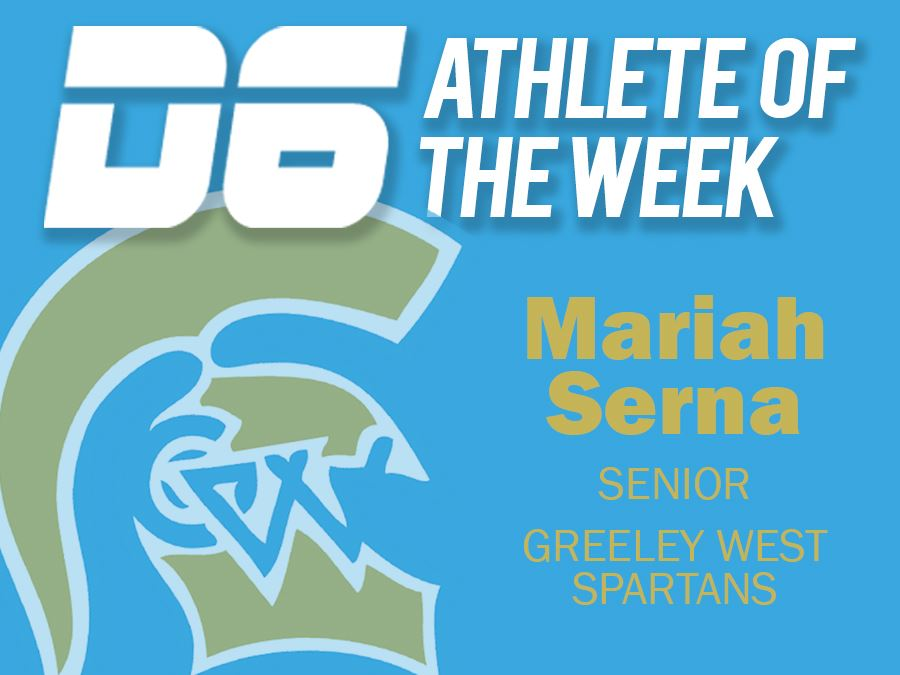D6 Athlete of the Week - Mariah Serna