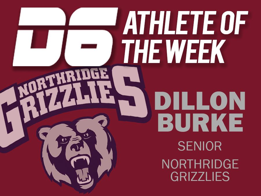 D6 Athlete of the Week - Dillon Burke