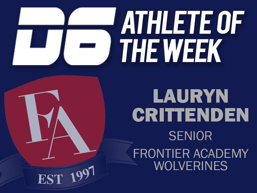 D6 Athlete of the Week - Lauryn Crittenden