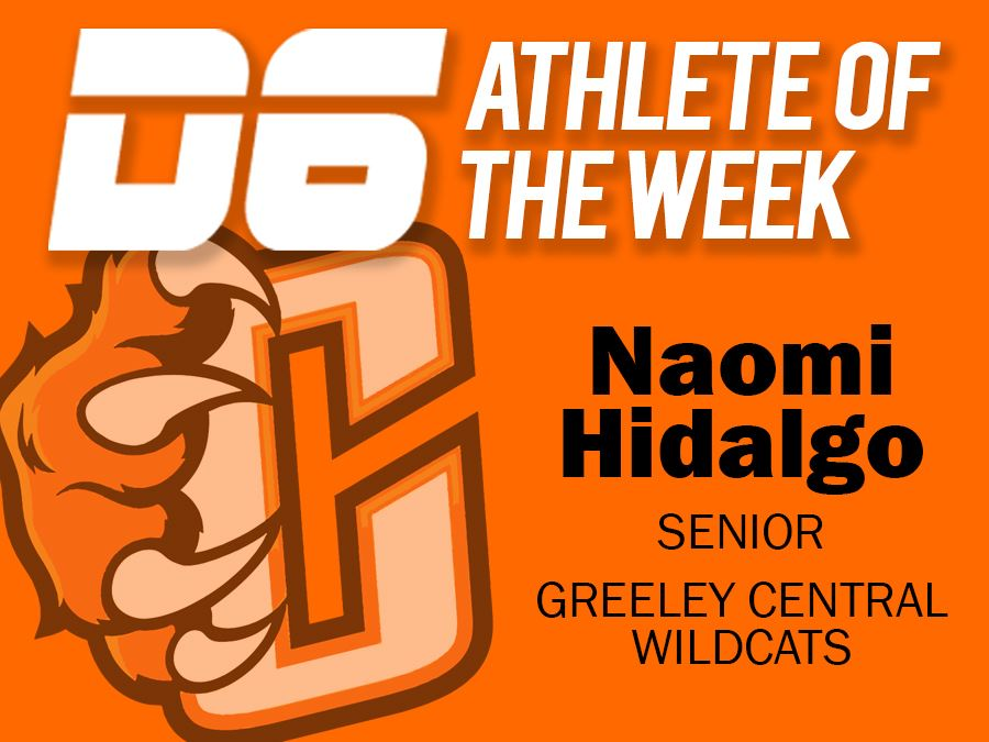 D6 Athlete of the Week - Naomi Hidalgo