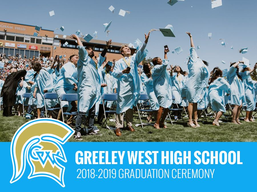 Livestream: Greeley West High School 2018-2019 Graduation Ceremony