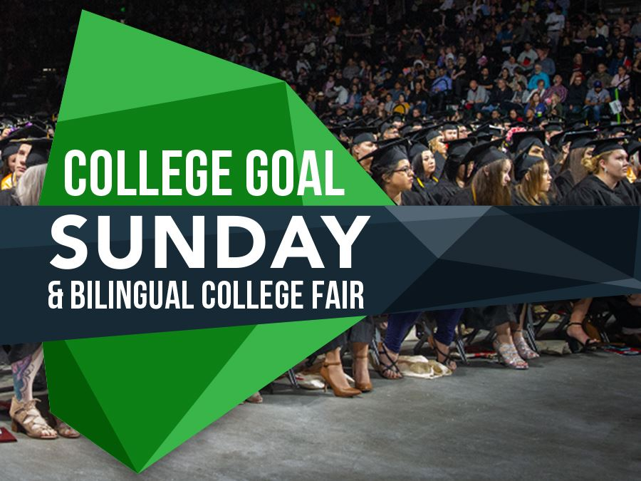 College Goal Sunday Graphic