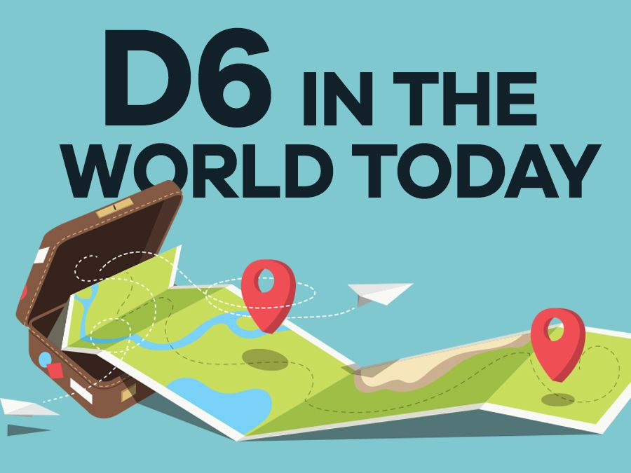 D6 in the World Today Headline graphic