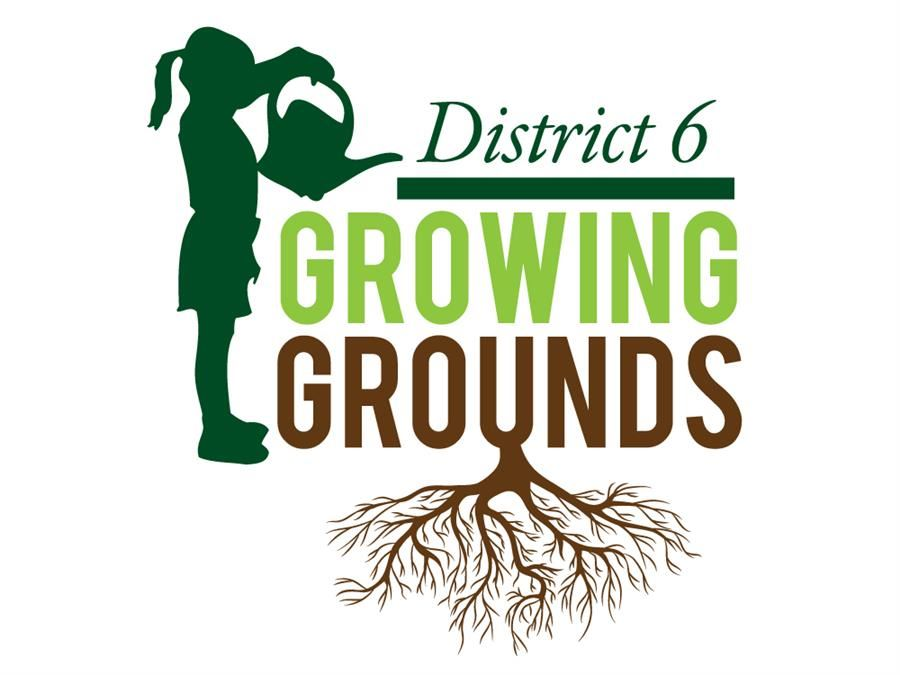 District 6 dedicates new garden project