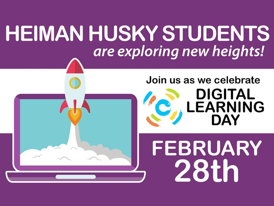 Heiman Husky Digital Day