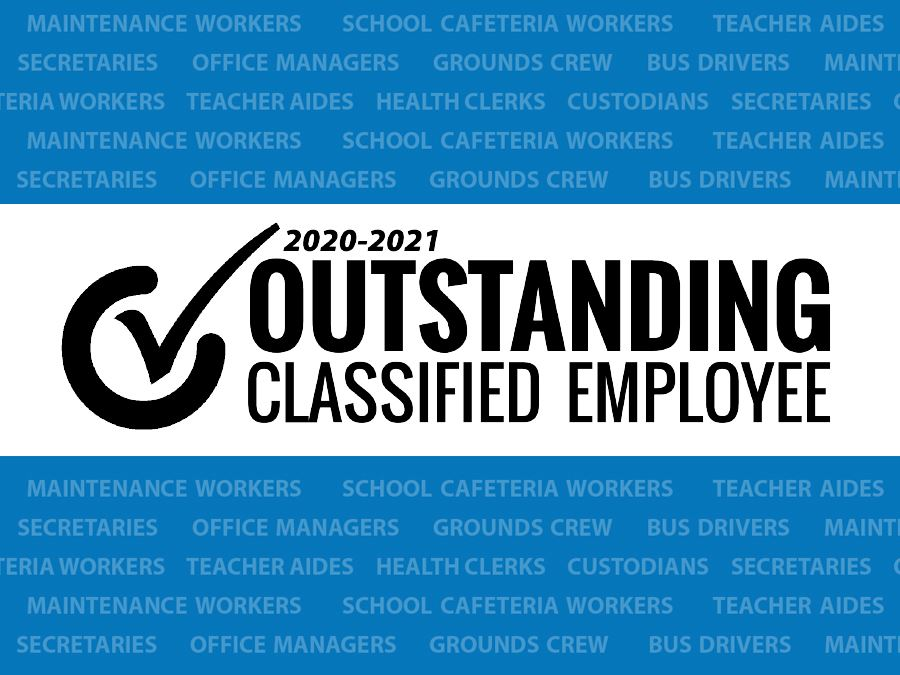 Outstanding Classified Employee Nominations 2020-21